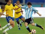 """Bóng đá - """"Siêu kinh điển"""" Brazil – Argentina hay nhất cấp ĐTQG"""