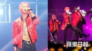 """Ca nhạc - MTV - Big Bang """"bốc lửa"""" khuấy động 40.000 fan Hồng Kông"""