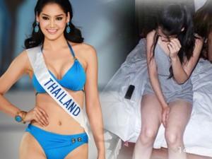 """Người mẫu - Hoa hậu - Hoa hậu Thái Lan bị bắt khi đang """"đập đá"""" tại nhà nghỉ"""