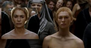 Hậu trường phim - Fan la ó cảnh Hoàng hậu khỏa thân