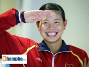 Tin bên lề thể thao - Võ sĩ đoạt HCB SEA Games lấy Ánh Viên làm tấm gương