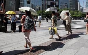 Thế giới - Nhật Bản: 780 người phải cấp cứu vì nắng nóng