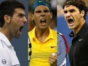 Thể thao - Trật tự giữa Federer, Nadal và Djokovic là vĩnh cửu?