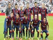 """Bóng đá - Đội hình tiêu biểu Liga: Barca """"một tay che trời"""""""