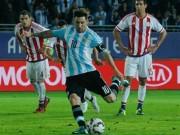 """Các giải bóng đá khác - Copa America là cơ hội để Messi """"vượt"""" Ronaldo"""