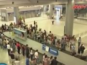 Video An ninh - Hy hữu: Mất sóng không lưu ở phi trường Tân Sơn Nhất