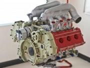 Đua xe F1 - Power unit F1 – V6 Turbo 1,6lít được cấu thành ra sao?