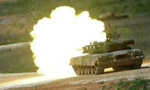 """Tin tức trong ngày - Ngắm dàn vũ khí """"khủng"""" của Nga tại Triển lãm Army-2015"""