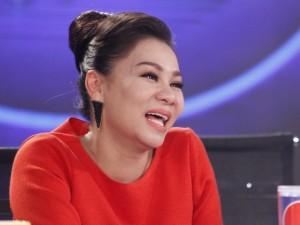 Ca nhạc - MTV - Thu Minh trở lại Vietnam Idol chưa đầy 1 tháng sau sinh