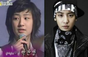 Khai quật  ảnh cũ của mỹ nam EXO thuở quê mùa