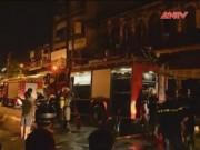 Bản tin 113 - Cháy lớn trong đêm, dãy cửa hàng tạp hóa biến thành tro