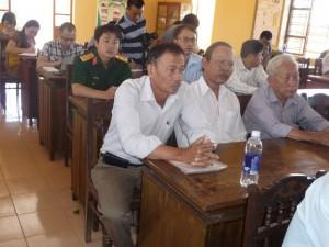 Tin tức trong ngày - Thanh Hóa: Kiểm điểm Chủ tịch xã dùng bằng giả