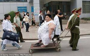 """Tin tức trong ngày - Trung Quốc - """"Cường quốc"""" béo phì"""