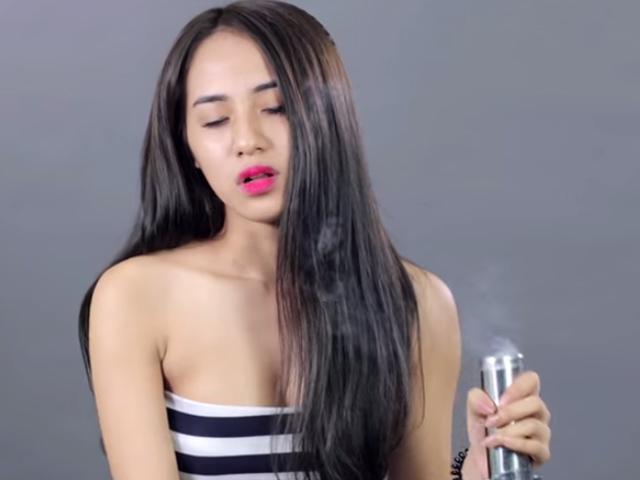 Cô gái Tây hút thuốc lào say ngất ngây trên phố Hà Nội - 1