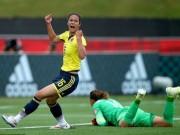 Bóng đá - Pha lừa bóng khiến cánh mày râu ngả mũ ở World Cup nữ 2015