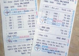Tin tức Việt Nam - Hà Nội: Lượng điện và tiền điện nhiều hộ tăng 3 lần