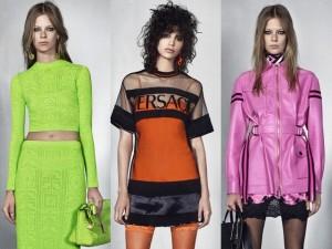 Thời trang - Versace: Khi những gam màu cất lên tiếng hát