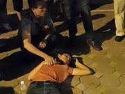 Trọng án - Một phóng viên bị hành hung khi đang tác nghiệp
