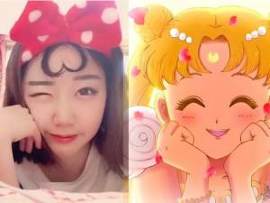 Làm đẹp - Tóc Thủy thủ Mặt trăng chinh phục giới trẻ Hàn Quốc