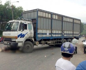 Về quê ăn Tết Đoan Ngọ, cả nhà 4 người chết thảm dưới gầm xe