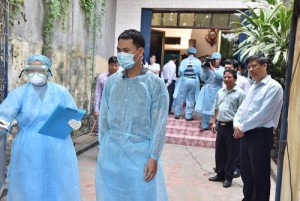 Tin tức Việt Nam - VN: Người nghi nhiễm MERS-CoV được cách ly như thế nào?