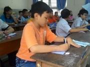 Giáo dục - du học - Học sinh lo lắng vì đề khảo sát tích hợp nhiều môn học