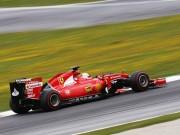 Đua xe F1 - Chạy thử Austrian GP: Ferrari tín hiệu vui nhưng mong manh