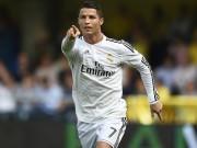 Bóng đá Tây Ban Nha - Những cú sút đại bác thống trị top bàn đẹp Real 2014/15