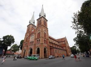 Tin tức trong ngày - Ngắm nhà thờ 138 tuổi của Sài Gòn trước giờ trùng tu