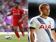 """Bóng đá Ngoại hạng Anh - Sterling và Kane bị đội giá: Giá trị """"ảo"""" của người Anh"""