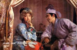"""Phim - """"Phượng Ớt"""" tung ảnh hiếm có của Hồng Lâu Mộng 1989"""