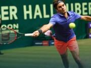 Thể thao - Federer tả xung hữu đột ghi điểm như thời trai trẻ