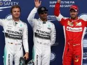 Đua xe F1 - Phân hạng Austrian GP: Hấp dẫn, kịch tính, Hamilton đoạt pole