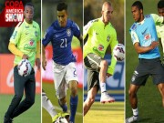"""Các giải bóng đá khác - Brazil mất Neymar, Dunga """"mỏi mắt"""" chọn tiền đạo"""