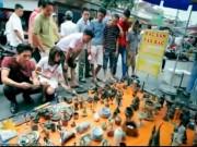 Du lịch - Khám phá những phiên chợ đặc biệt ở Hải Phòng