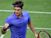 Tennis - Federer - Seppi: Đăng quang thuyết phục (CK Halle)