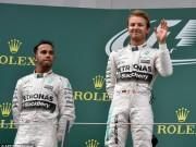 Thể thao - Austrian GP: Rosberg khiến Hamilton ôm hận