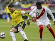 Video bàn thắng - Colombia - Peru: Trận cầu toan tính