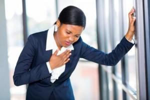 Sức khỏe đời sống - Chứng hoảng sợ liên quan đến bệnh tim