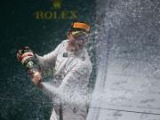 Đua xe F1 - Austrian GP: Rosberg và Mercedes thống trị