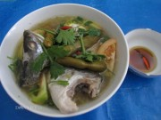 Đặc sản 3 miền - Ngon sao cá chẻm kho ngót