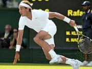 Xếp hạng Tennis - BXH tennis 22/6: Wimbledon: Giờ Nadal phải chiến đấu