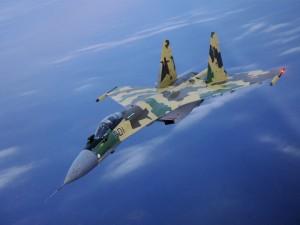 Tin tức trong ngày - TQ sẽ dựa vào Su-35 để khống chế trên biển?