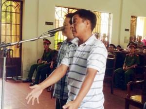 An ninh Xã hội - Nguyên đại úy CSGT bắn chết cấp trên lãnh 9 năm tù