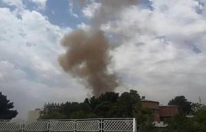 Taliban đánh bom rung chuyển tòa nhà Quốc hội Afghanistan