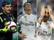 Bóng đá Tây Ban Nha - Real: Nếu Ronaldo, Ramos, Casillas cùng ra đi…