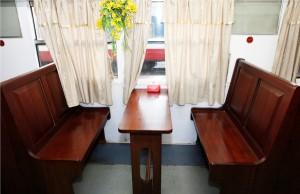Tin tức trong ngày - Cận cảnh tàu hỏa HN – Lạng Sơn sang như khách sạn 5 sao