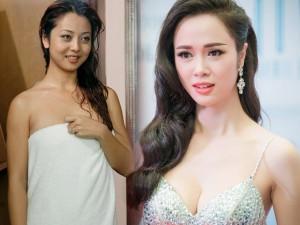 Thời trang - 8 hoa hậu, chân dài Việt từng thử sức với cảnh nóng
