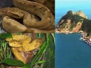 """Du lịch - Rùng mình trước 10 hòn đảo """"tử thần"""" trên thế giới"""