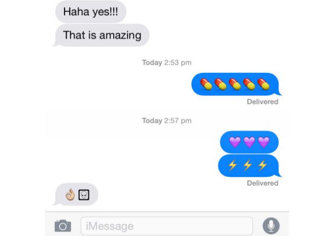 Lật tẩy chiêu buôn ma túy bằng emoji